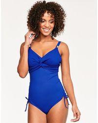 Fantasie Ottawa Underwired Non Padded Swimsuit - Blue