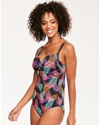 Fantasie - Talamanca Underwired Lightly Padded Full Cup Swimsuit - Lyst