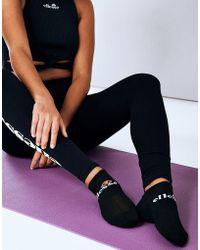Ellesse Dabba Sock Liners 3pk - Black