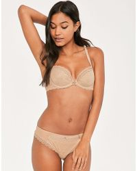 Chantelle - C Chic Sexy Plunging Underwired Bra - Lyst