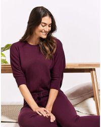 Figleaves - Merino Luxury Jumpsuit - Lyst