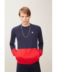 Fila - Foster Sweatshirt - Lyst