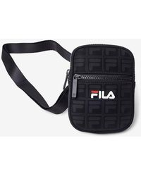 Fila Cross Body Bag - Black