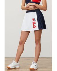 Fila Asami Skirt - White