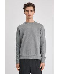 Filippa K Isaac Sweatshirt - Grey