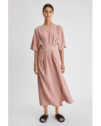 Filippa K Ella Dress - Pink