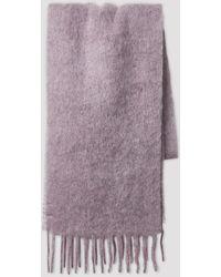 Filippa K Slim Chunky Wool Scarf - Multicolour