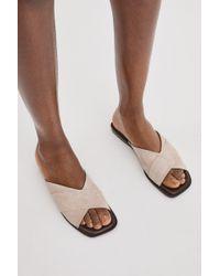 Filippa K Leona Cross Sandal - Multicolour