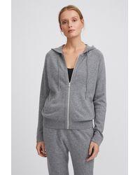 Filippa K Soft Sport Cashmere Hoodie - Grey