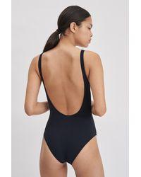 Filippa K Classic Swimsuit - Blue