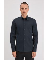 Filippa K - Paul Stretch Shirt - Lyst