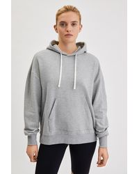 Filippa K Hooded Sweatshirt - Gray