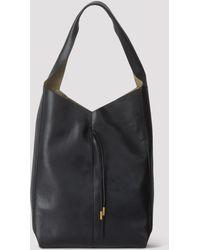 Filippa K Athena Soft Shopper - Black
