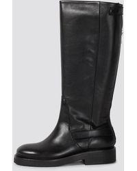 Filippa K Thelma High Boot - Black