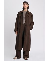 Filippa K Joan Coat - Brown