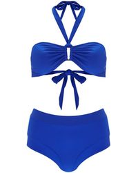 Finery London - Beech Bikini Bottoms - Lyst