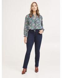 FIORELLA RUBINO Jeans regular dark blue