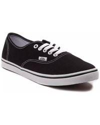 732a23de85 Lyst - Vans Authentic Lo Pro - Men s Vans Authentic Lo Pro Sneakers