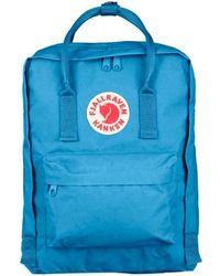 356707376fe8 Fjallraven - Kanken Original 16l Backpack - 23510 - 508 - Air Blue - Lyst
