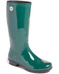 0bcdd55cc05 Lyst - UGG Ugg  shaye  Genuine Shearling Lined Waterproof Mid-calf ...
