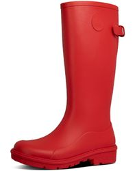 Fitflop Wonderwelly - Rouge