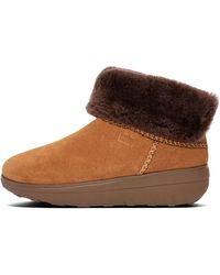 Fitflop Mukluk Shorty - Brown
