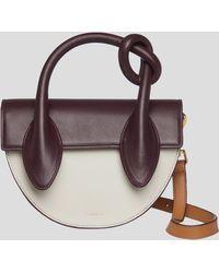 Yuzefi Dolores Colorblock Shoulder Bag - Multicolor