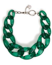 Diana Broussard - Nate Large Chain Necklace - Lyst