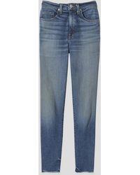 Nili Lotan - High-rise Skinny Jeans - Lyst
