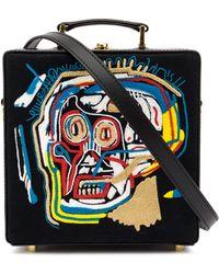 Olympia Le-Tan - Basquiat Skull Box Bag - Lyst