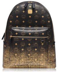 MCM Stark Grad Backpack - Black
