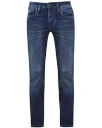Pepe Jeans Cash Stretch Jeans - Blue