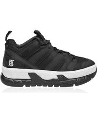 Burberry Rs5 Low Top Sneakers - Black