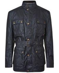 Belstaff Roadmaster Jacket - Blue