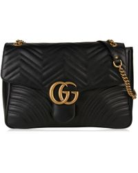 Gucci - Borsa Gg Marmont Bag - Lyst