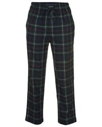 Polo Ralph Lauren Check Pyjama Bottoms - Blue