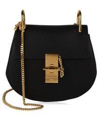 Chloé - Mini Drew Shoulder Bag - Lyst