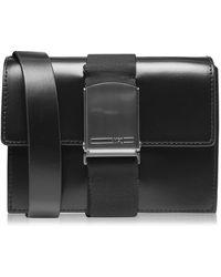McQ Chrstine Small Camera Bag - Black