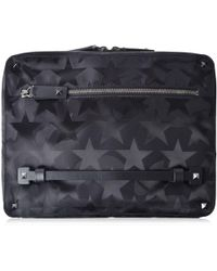 Valentino - Camustars Travel Clutch Bag - Lyst