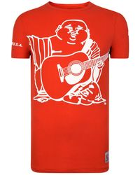 True Religion - Buddha T Shirt - Lyst