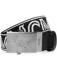 MCM Collection Belt - Black