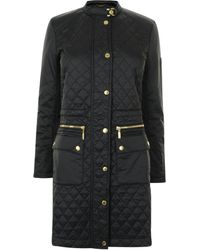 Barbour - Port Gower Quilted Jacket - Lyst
