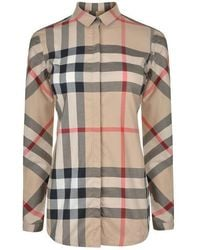 Burberry Classic Checked Shirt - Multicolor