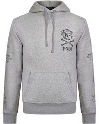 3bd0e03beea8 Lyst - Polo Ralph Lauren Terry Lightweight Sweatshirt in White for Men