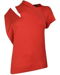 Vivienne Westwood Anglomania - Timans Top - Lyst