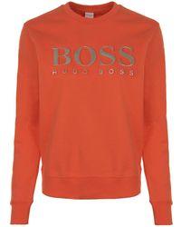 BOSS Orange - Talaboss Sweatshirt - Lyst