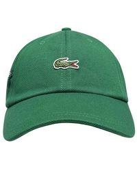 Supreme Lacoste Cap - Green