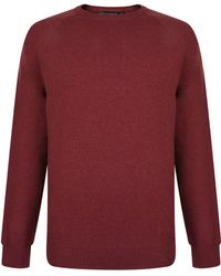 French Connection - Crew Long Sleeved Knit Jumper - Lyst