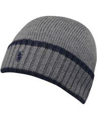 48c07dd4a Polo Skull Hat Jn92 - Gray