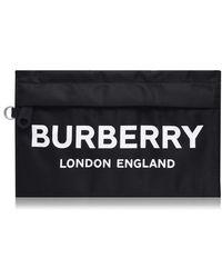 Burberry Pebble Pouch - Black